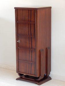 Art Deco irattartó szekrény [L21]
